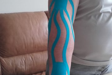 Lymph Taping